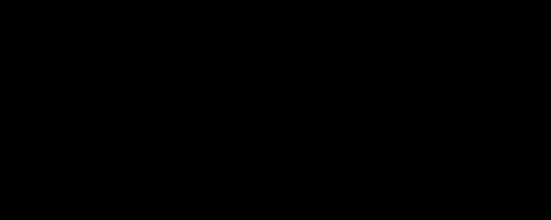 DP logo črn
